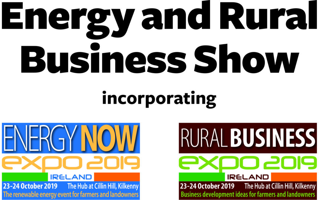 Energy and Rural Business Show logo