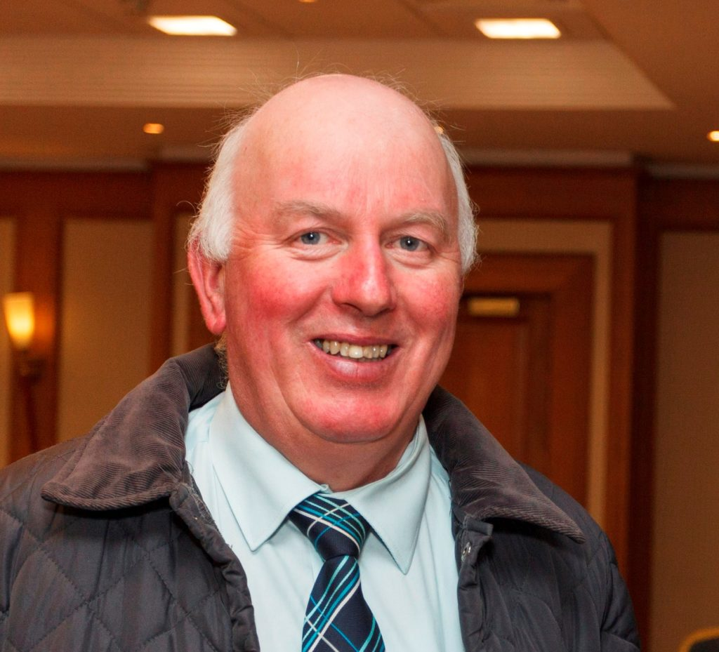 Des Morrison Enniscrone farmer and Chairperson of ICMSA Livestock Committee