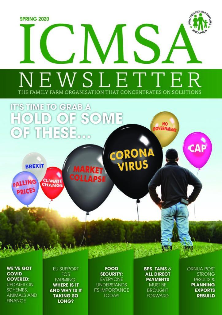 ICMSA Spring Newsletter 2020